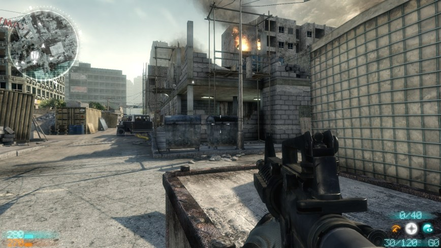 Medal of Honor Review Screen 6