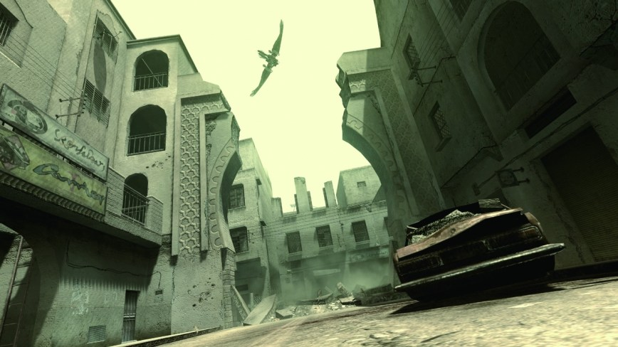 Metal Gear Solid 4 Guns Of the Patriots Screen 7