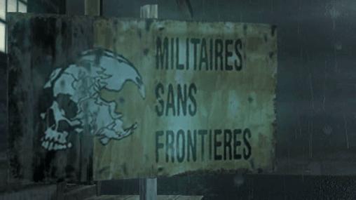 Metal Gear Solid Peace Walker Review Screen 1