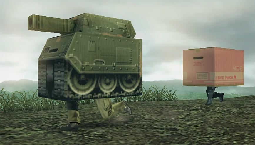 Metal Gear Solid Peace Walker Review Screen 3