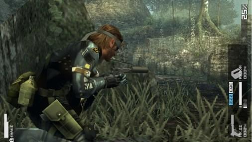 Metal Gear Solid Peace Walker Review Screen 8