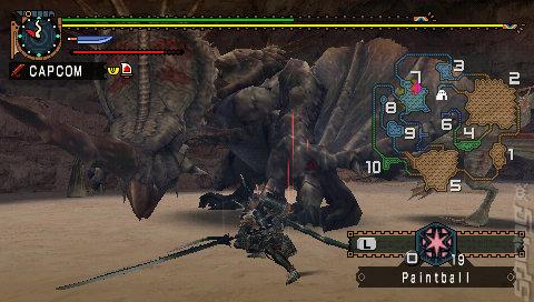 Monster Hunter Freedom 2 Review  Screen 8