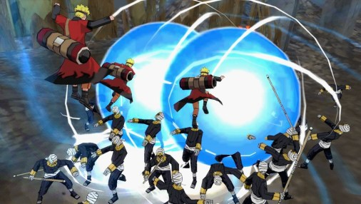 Naruto Shippuden Ultimate Ninja Impact Review Screen 1
