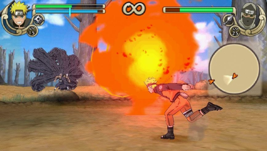 Naruto Shippuden Ultimate Ninja Impact Review Screen 5