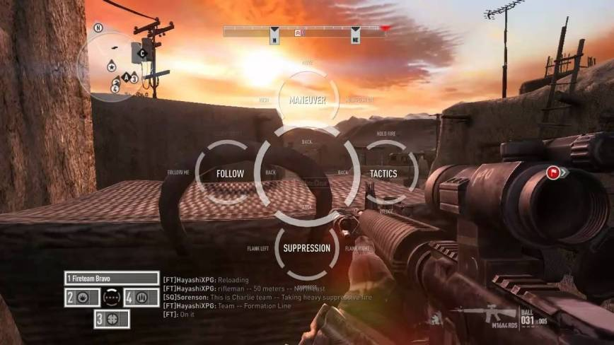Operation Flashpoint Red River Review Screen 10