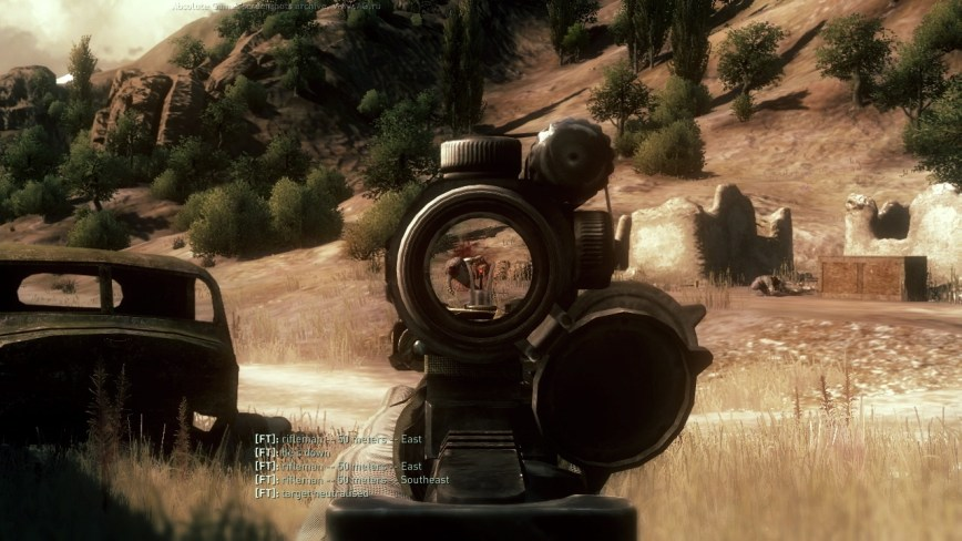 Operation Flashpoint Red River Review Screen 3