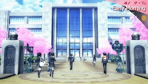 Persona 3 Portable Review Screen 8