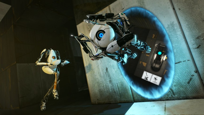 Portal 2 Review Screen 10