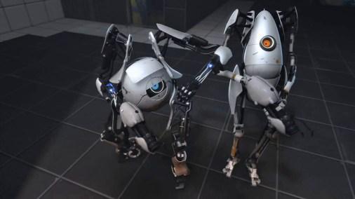 Portal 2 Review Screen 11