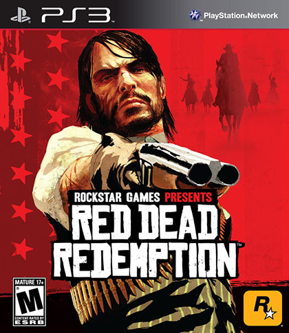 Red Dead Redemption Review - PlayStation 3 Box Art