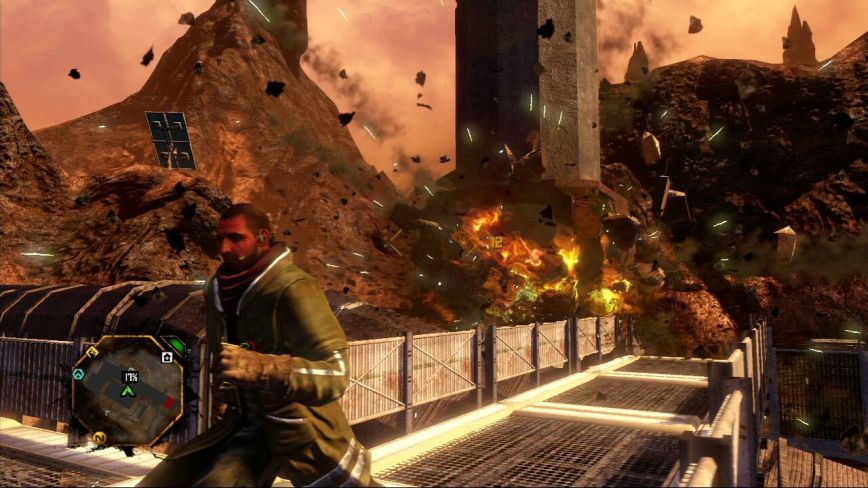 Red Faction Guerrila Review Screen 6