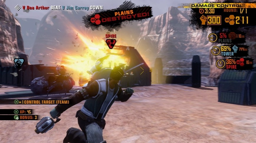 Red Faction Guerrila Review Screen 9