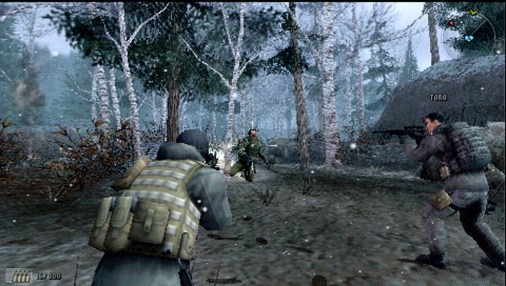 SOCOM Fireteam Bravo 3 Review Screen 5