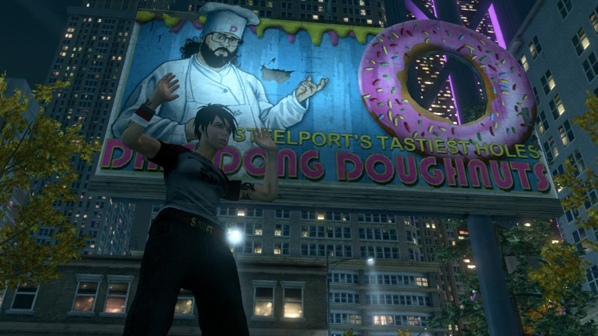 Saints Row The Third Review Screen 7