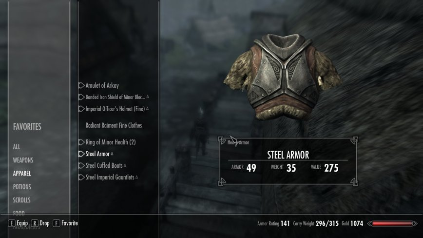 The Elder Scrolls V Skyrim Review Screen 10