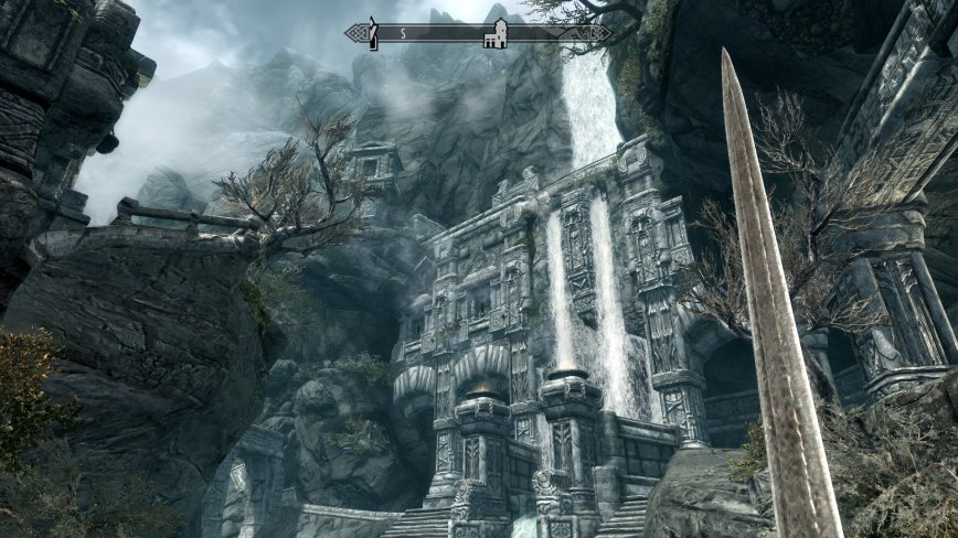 The Elder Scrolls V Skyrim Review Screen 14