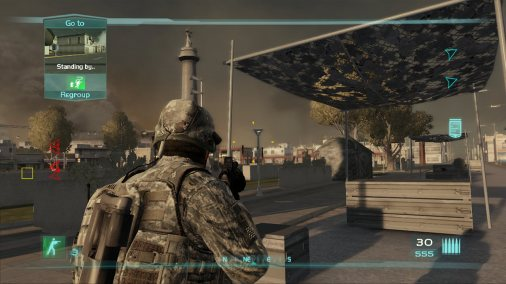 Tom Clancys Ghost Recon Advanced Warfighter 2 Review Screen 5