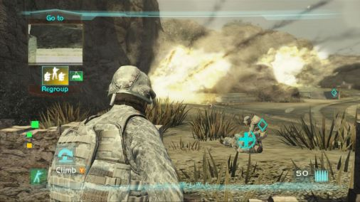 Tom Clancys Ghost Recon Advanced Warfighter 2 Review Screen 6