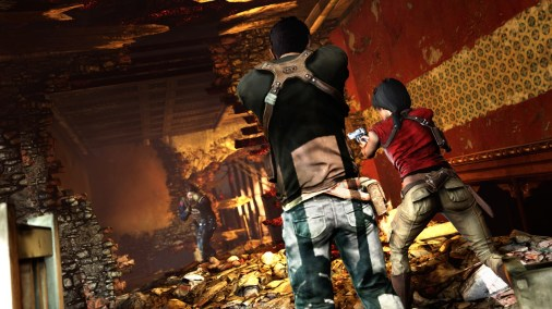 Uncharted 2 Among Thieves Review Screen 2
