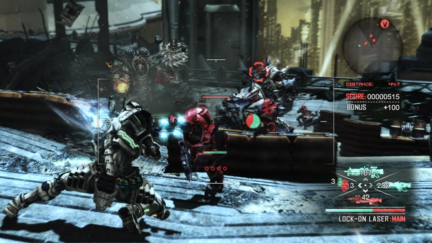 Vanquish Review Screen 8