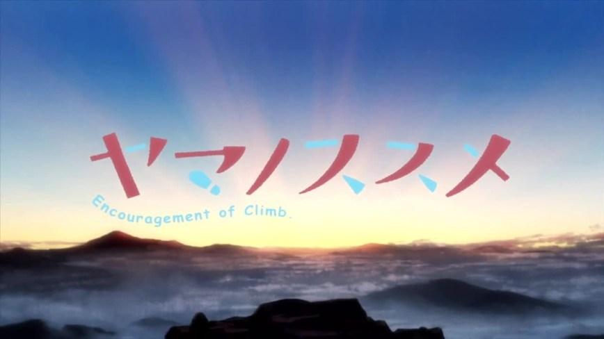 Yama no Susume Episode 1 Review Screen 1