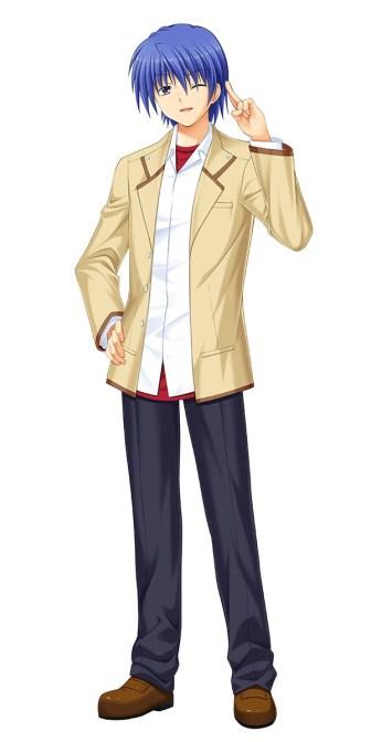 New Angel Beats! Visual Novel Images 16