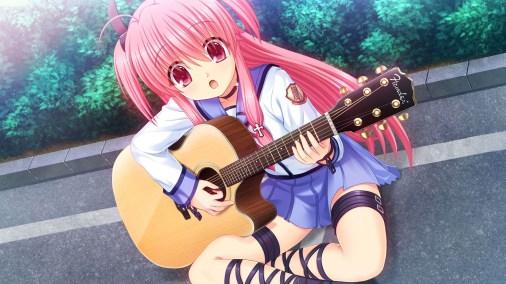 New Angel Beats! Visual Novel Images 2