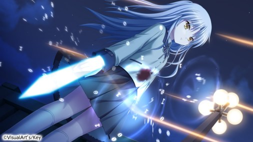 New Angel Beats! Visual Novel Images 22