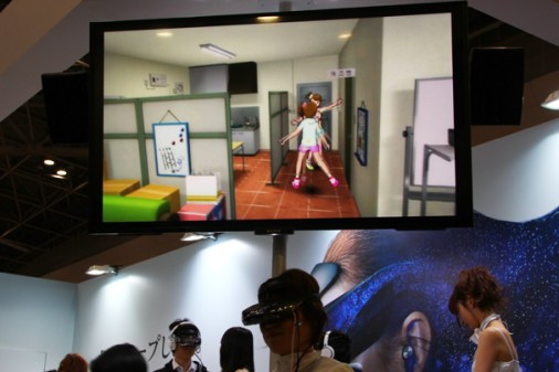 Step into The iDOLM@STER Virtual Reality pic 3