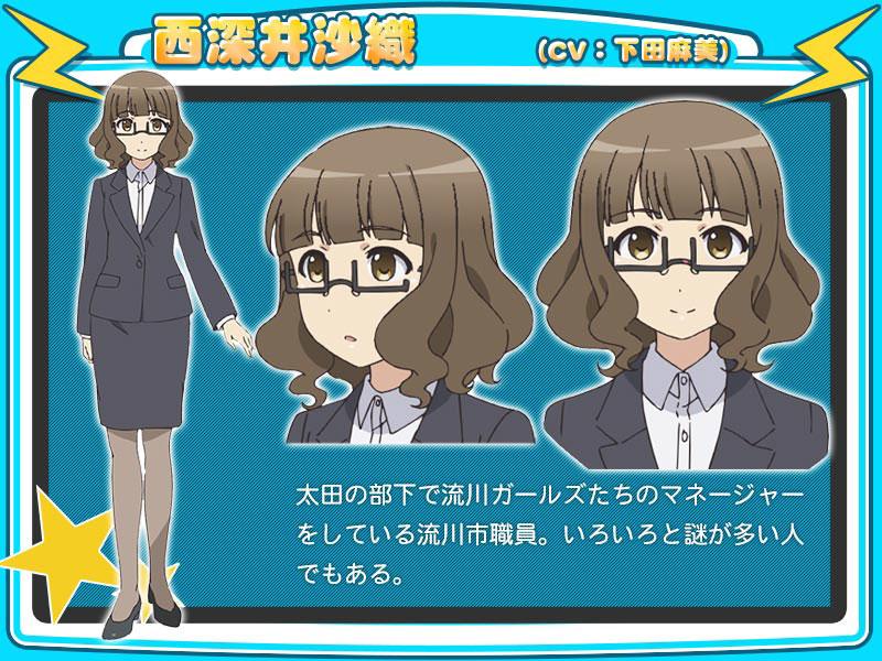 Futsuu-no-Joshikousei-ga-[Locodol]-Yatte-Mita-Character-Design-Saori-Nishifukai