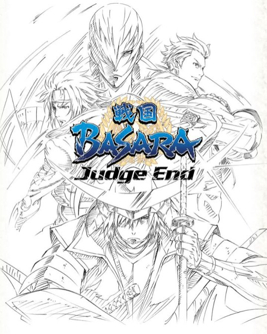 Sengoku Basara Judge End Visual 1
