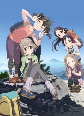 Yama no Susume Season 2 Visual 1