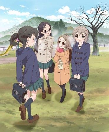 Yama no Susume Season 2 Visual 3