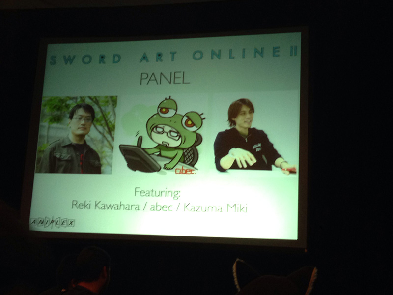 Reki-Kawahara-Anime-Expo-2014-Panel