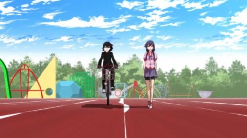Hanamonogatari Screenshot 128