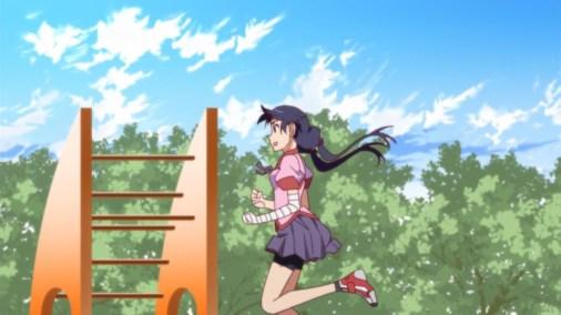 Hanamonogatari Screenshot 9