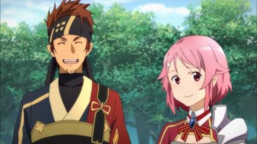 Sword Art Online II Episode 7 Screenshot 88