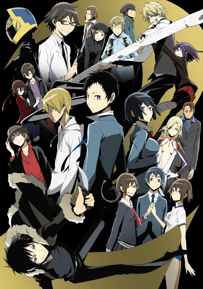 Durarara!!x2-Full-Visual