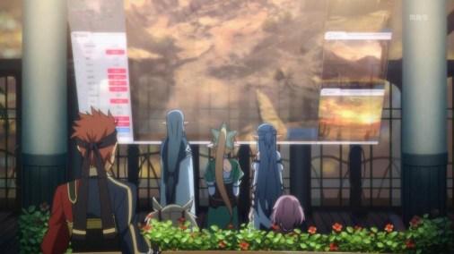 Sword Art Online II Episode 11 Screenshot 120