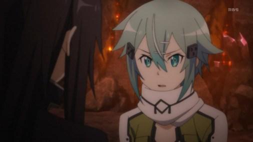 Sword Art Online II Episode 11 Screenshot 129