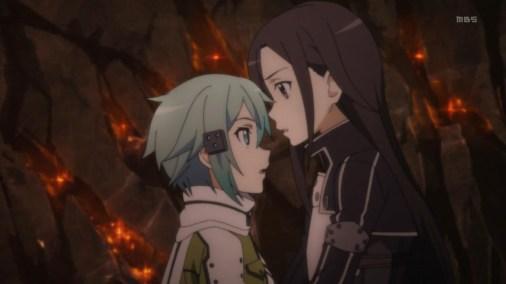 Sword Art Online II Episode 11 Screenshot 143