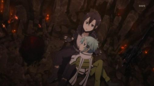 Sword Art Online II Episode 11 Screenshot 151