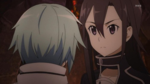 Sword Art Online II Episode 11 Screenshot 156