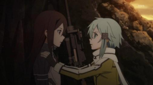 Sword Art Online II Episode 11 Screenshot 2