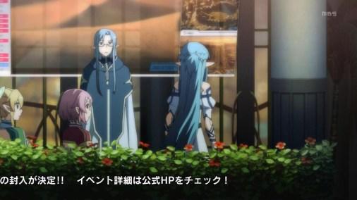 Sword Art Online II Episode 11 Screenshot 85