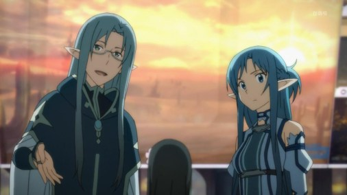 Sword Art Online II Episode 11 Screenshot 89