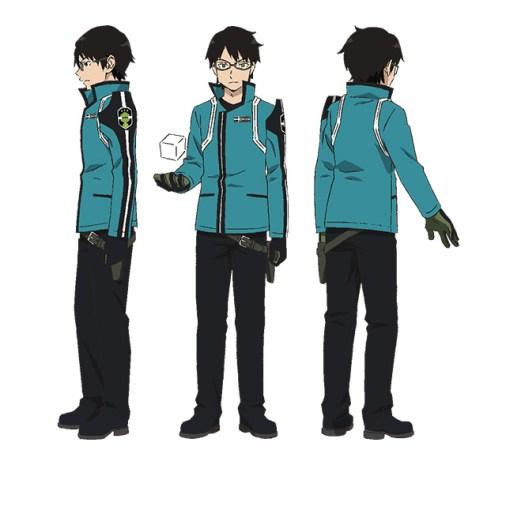 World-Trigger-Character-Design-Osamu-Mikumo-1