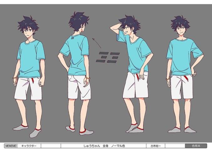 ME!ME!ME!-Anime-MV-Character-Design-1