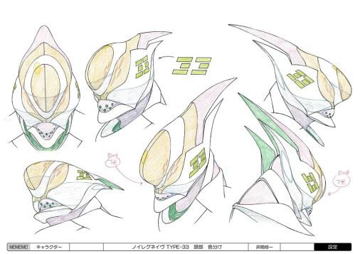 ME!ME!ME! Anime MV Character Design 10