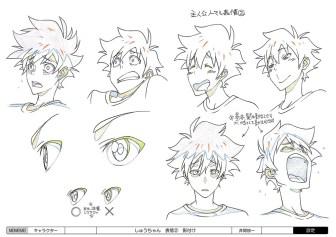 ME!ME!ME! Anime MV Character Design 6